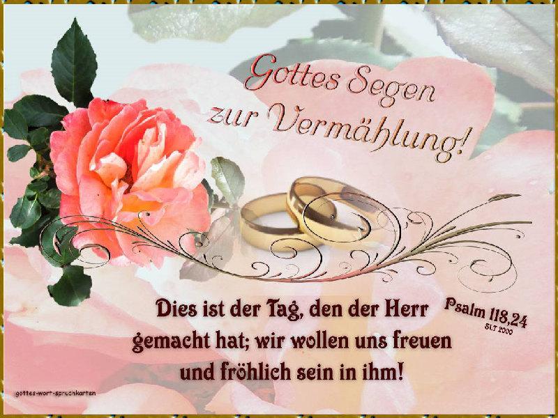 Psalm Zur Hochzeit